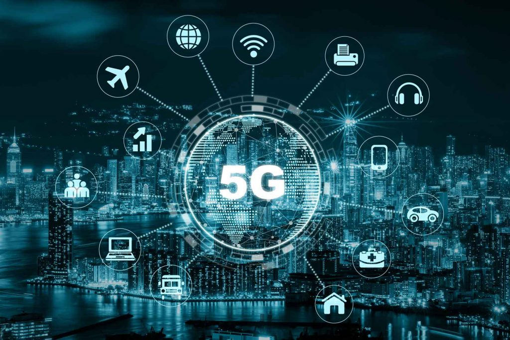 private 5g network solutions & providers uk