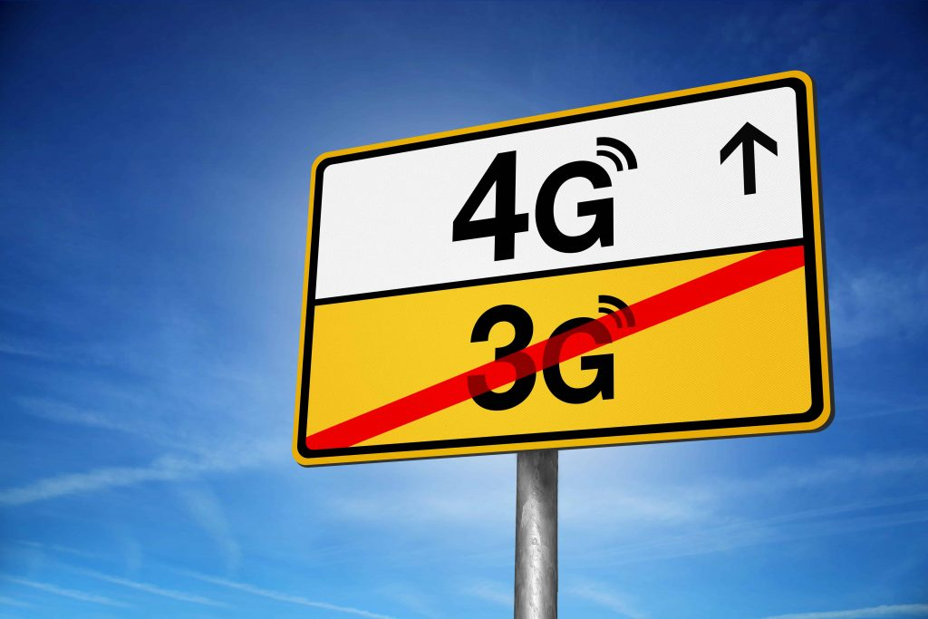 3g switch off, 3g phase out, 3g decomission uk