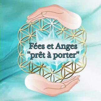Fées et Anges ''prêt à porter''.