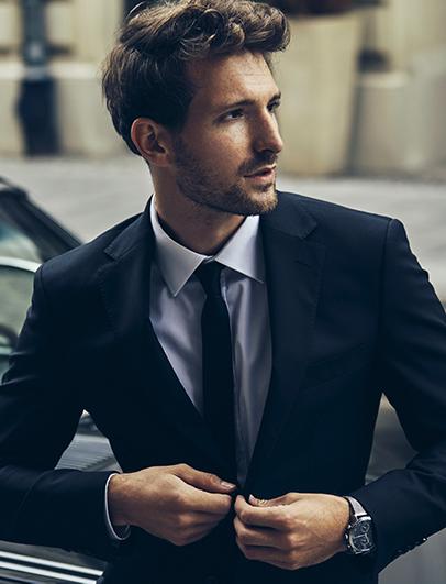Der Businessman