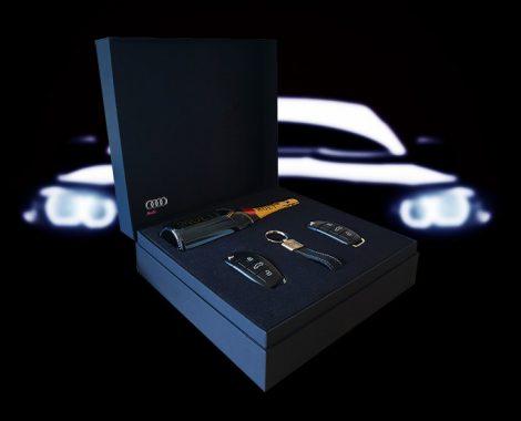 boxtogive keybox met champagne