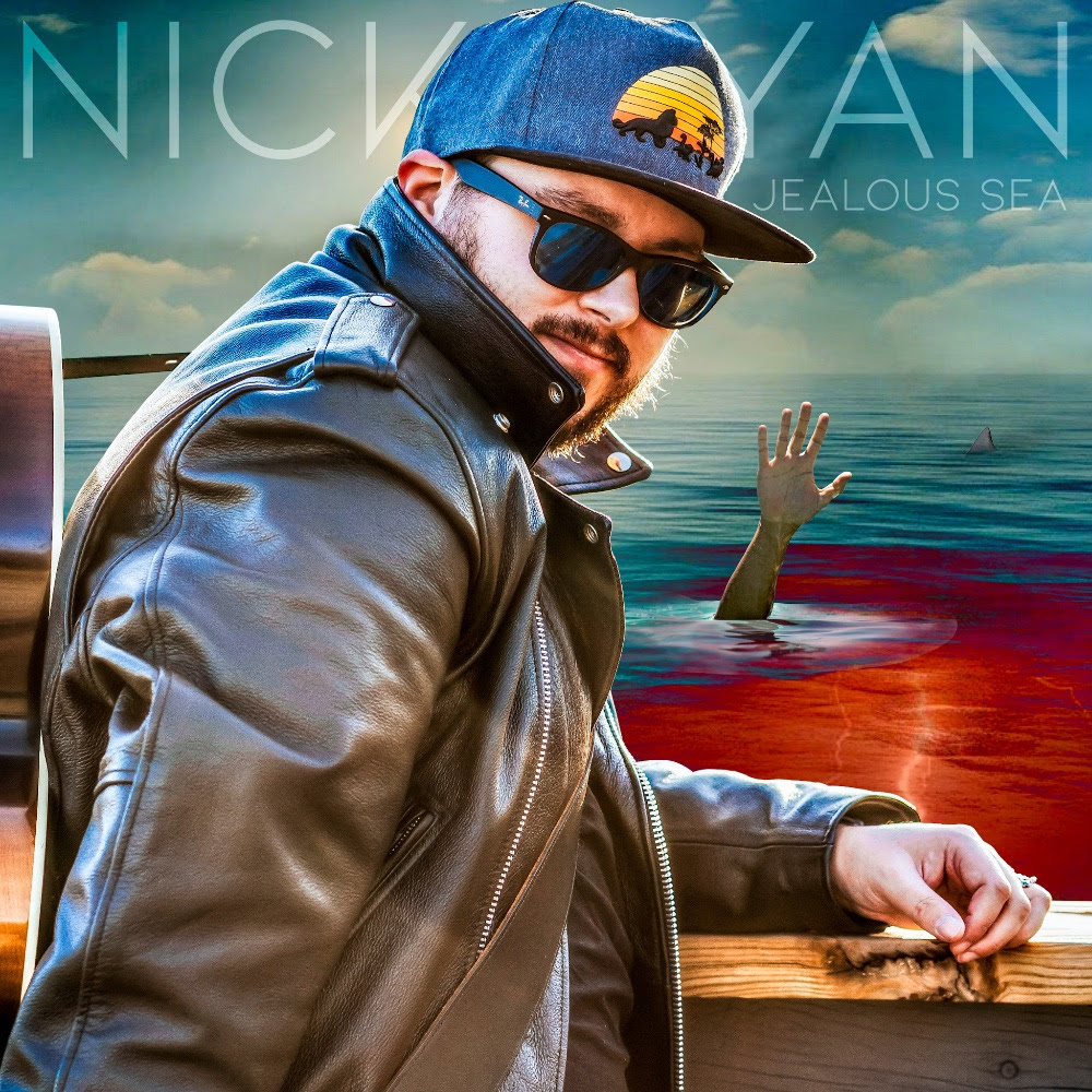 "Nick Ryan Releases ""Jealous Sea"" – Now Available On All Streaming Platforms"