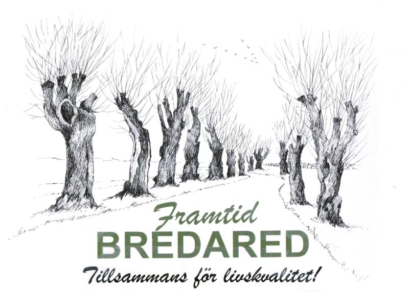 Bredared