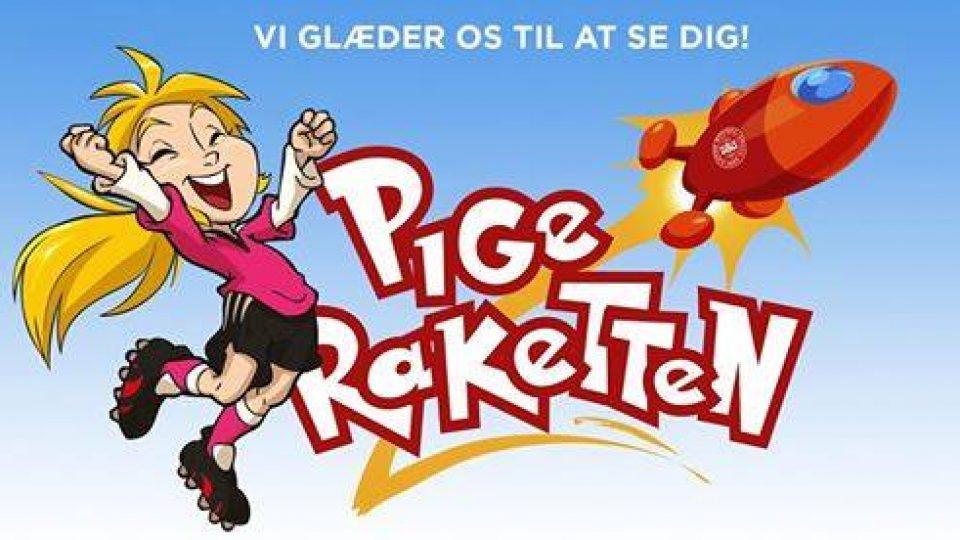 Pigeraketten i Roslev IK