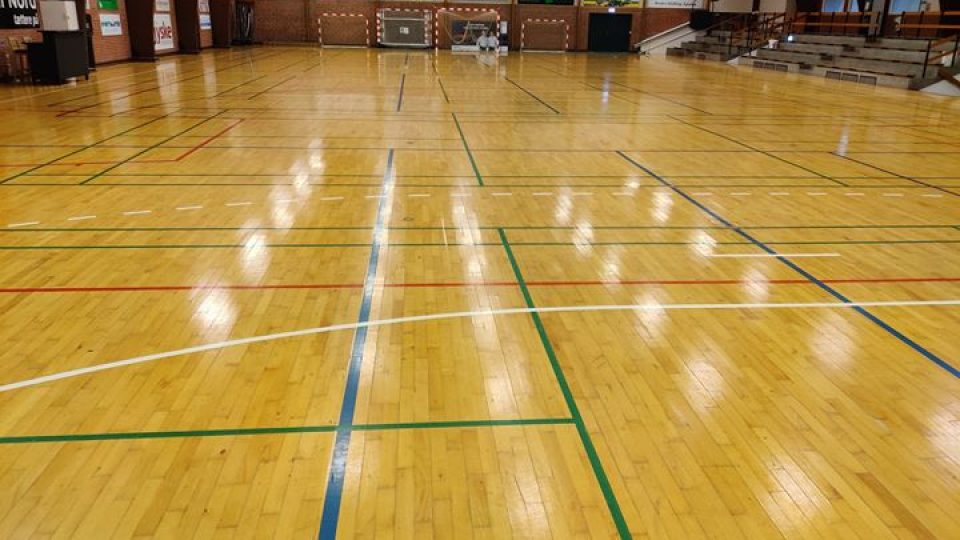 Håndbold Lørdag i Hallen