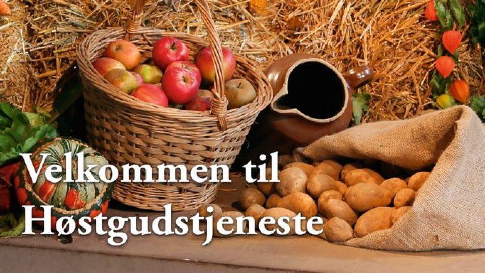 Høstgudstjeneste – Grinderslev Kirke