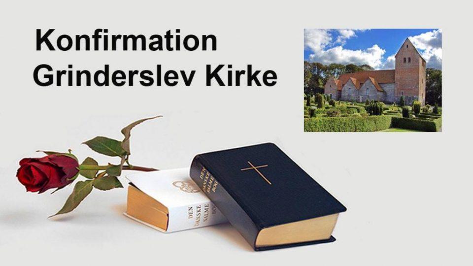 Konfirmation – Grinderslev Kirke