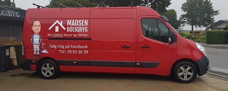 Madsen Boligbyg