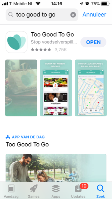 too-good-to-go-app