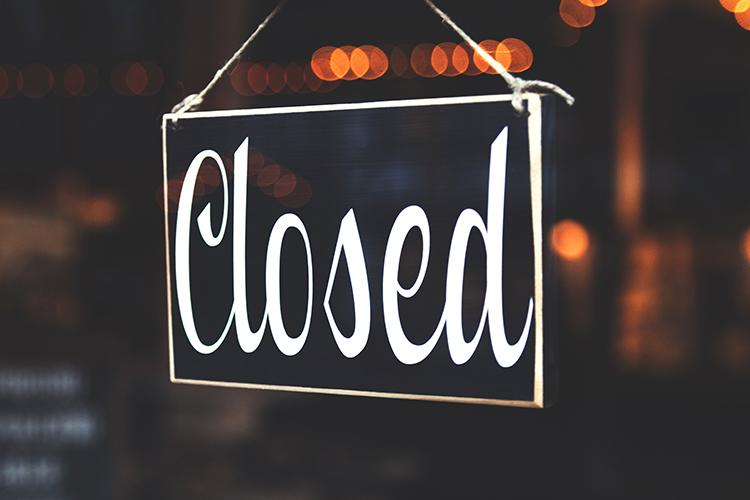 Closed-image