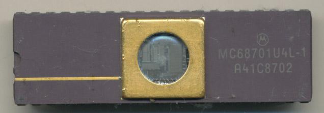 MotorolaMC68701U4L-1-8702