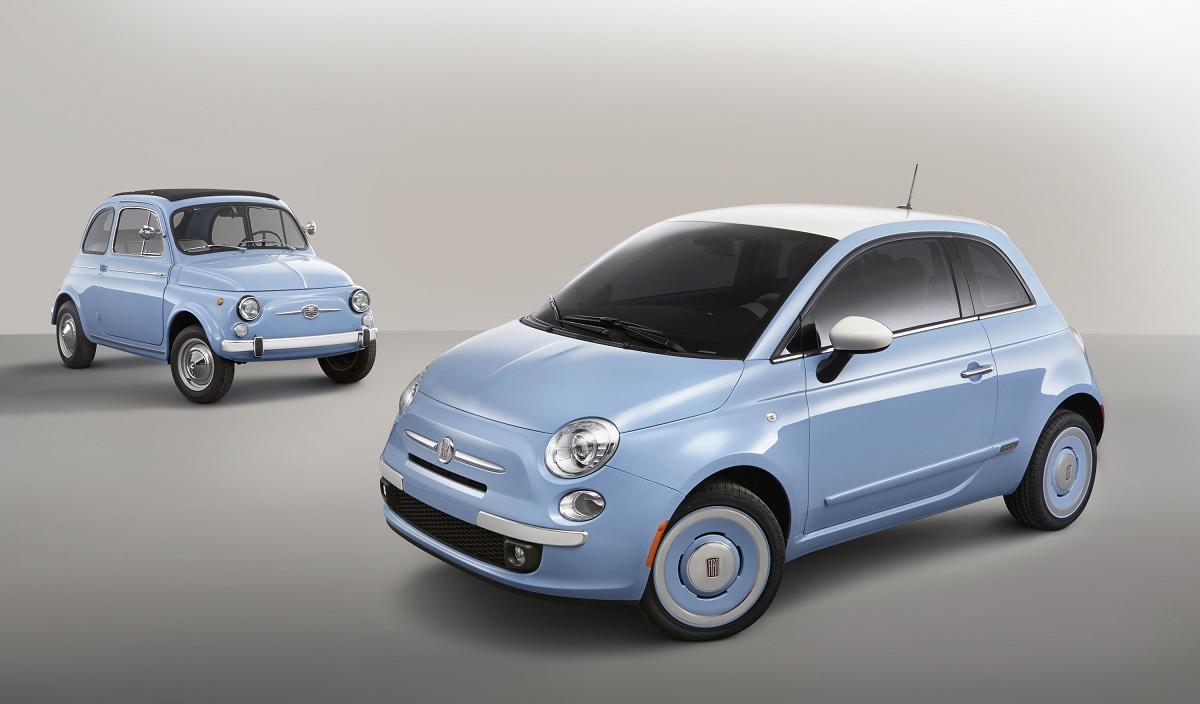 2014 Fiat 500 1957 Edition