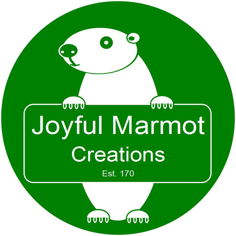 Marmot 15 Left Rev Circ Joyful BE Logo