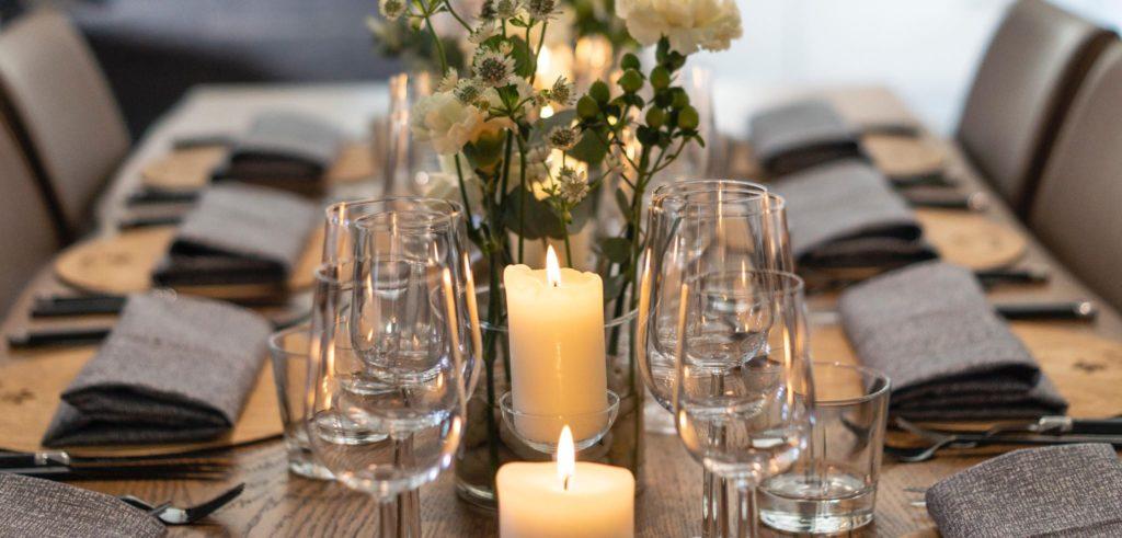 service til bryllup
