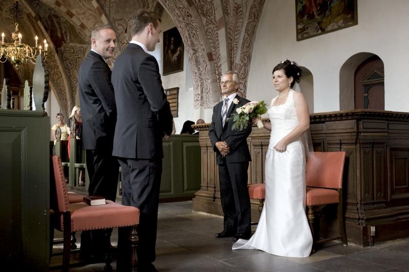 Bryllupsfotograf København.
