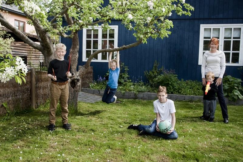 Portrætfotograf i København.
