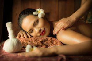 Traditionell thailändsk massage på Buppha thaimassage i Eslöv.