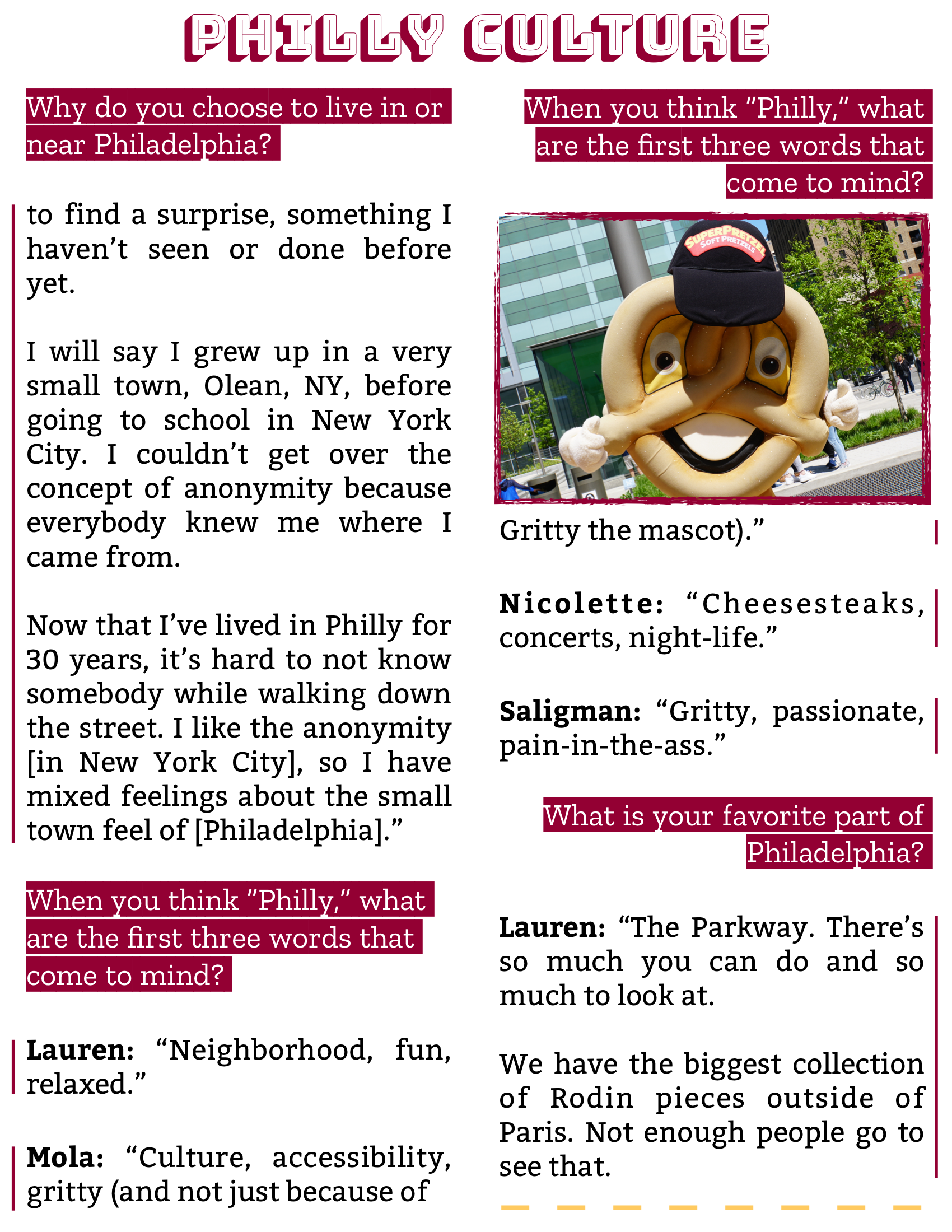The Burgundy Zine #5: Culture Pg. 08