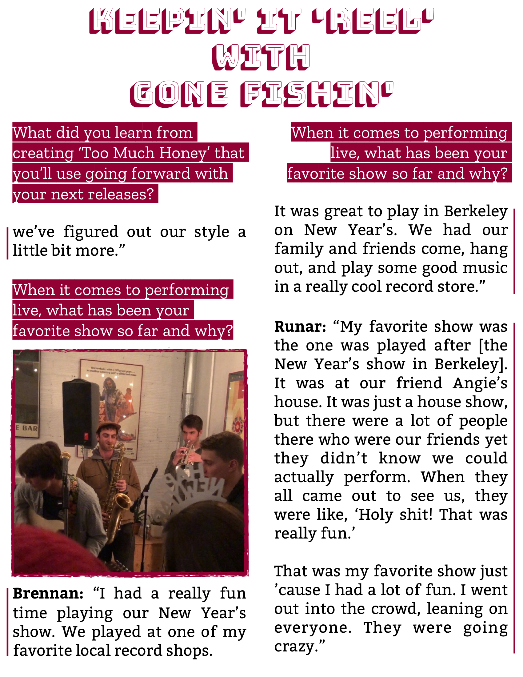 The Burgundy Zine #5: Culture Pg. 115