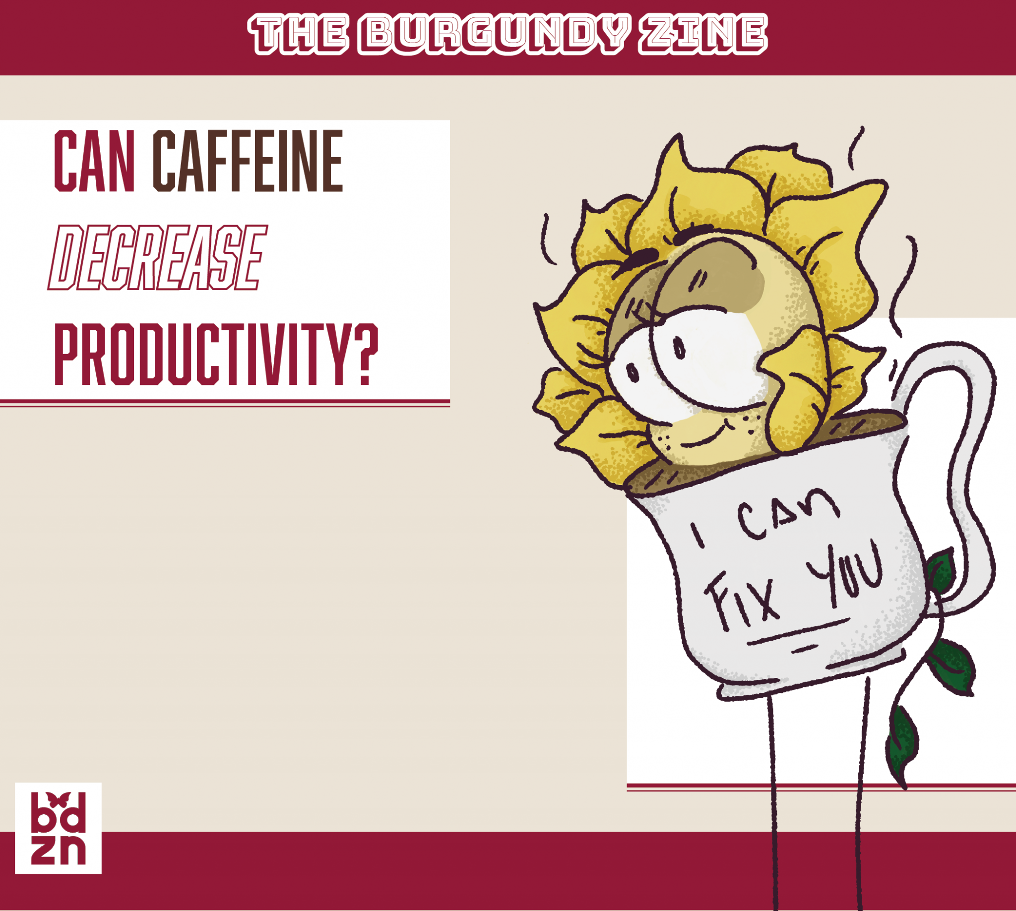 Can Caffeine Decrease Productivity?