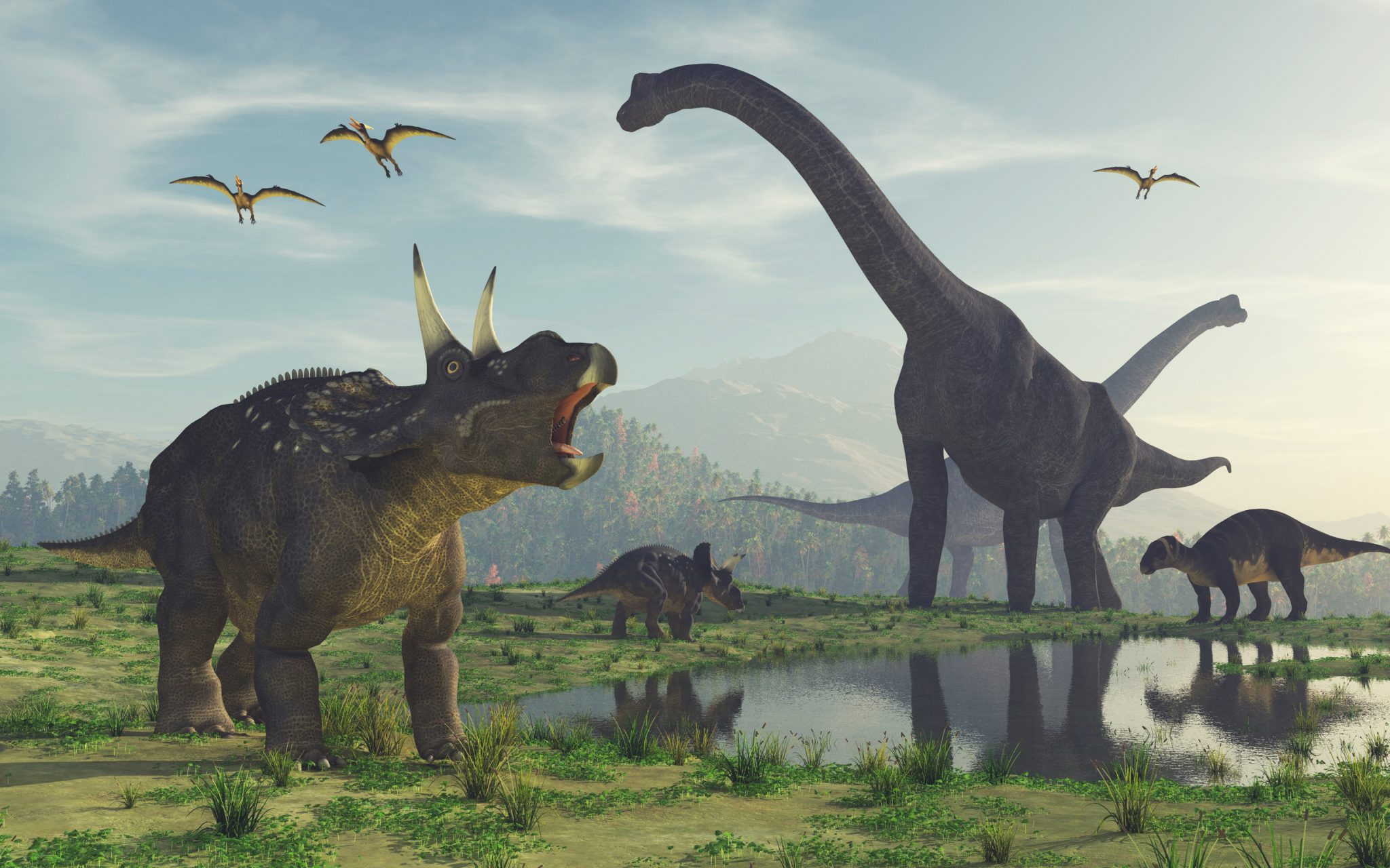Why Did Some Dinosaurs Have Cancer?