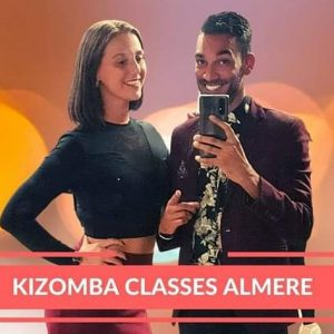Kevin & nancy Kizomba Cursus in Almere