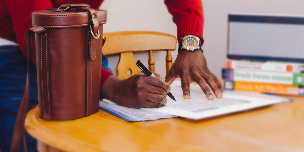 Make sure your agreement to buy land is in writing