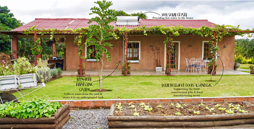 """Building Your Zambian Home """"The Green Way"""""""