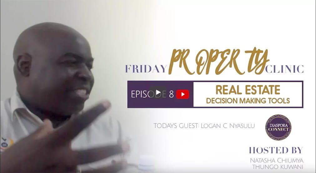 EPISODE 8   Real Estate Decision Making Tools