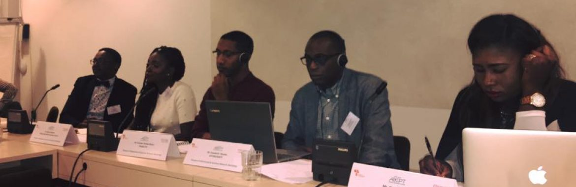 Workshop to establish an African diaspora professional and business network