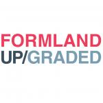 Formland up/graded logo