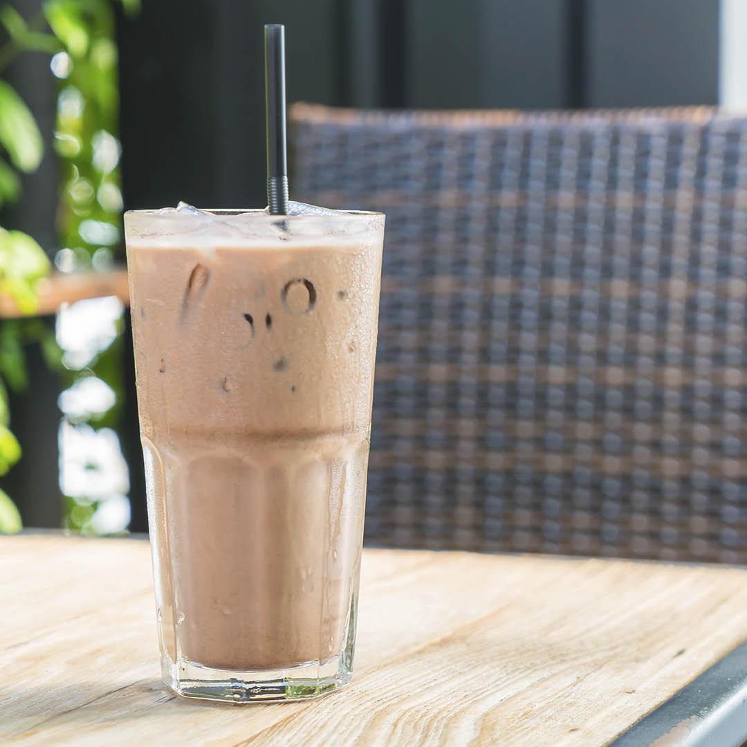 Opskrift på klassiske iskaffe - byTHERS