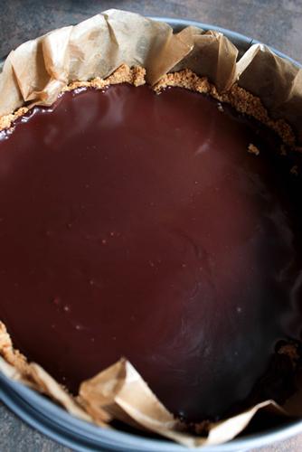 Čokoládový ganache