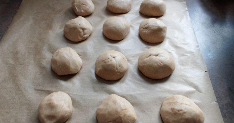 Domáce pšeničné tortily