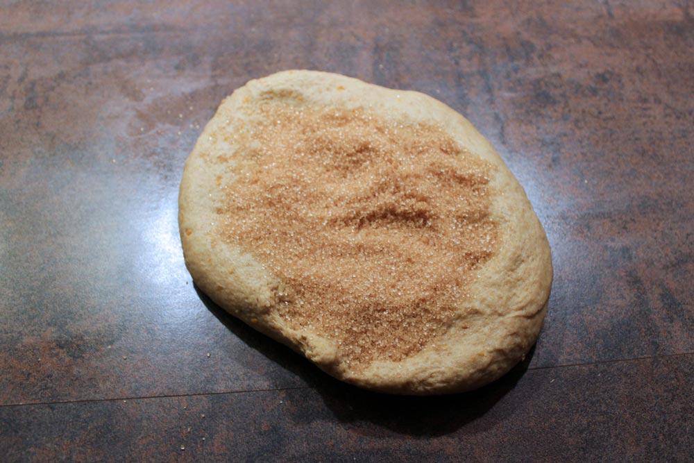 Pan de muerto dough