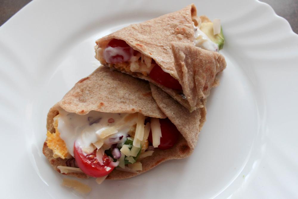 Tri variácie chutných tacos