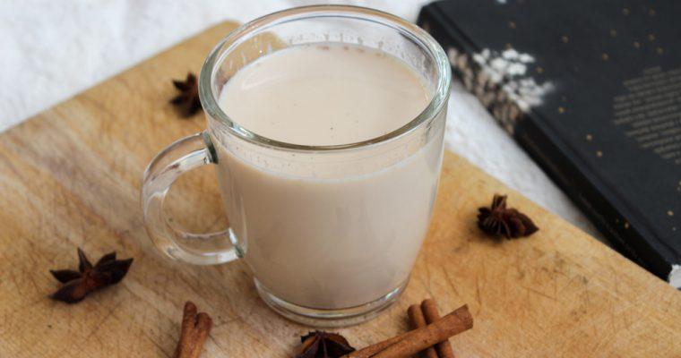 Domáci chai latte