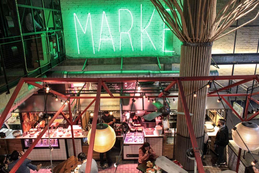 Madrid: incredible markets, bocadillo de calamares and great galleries