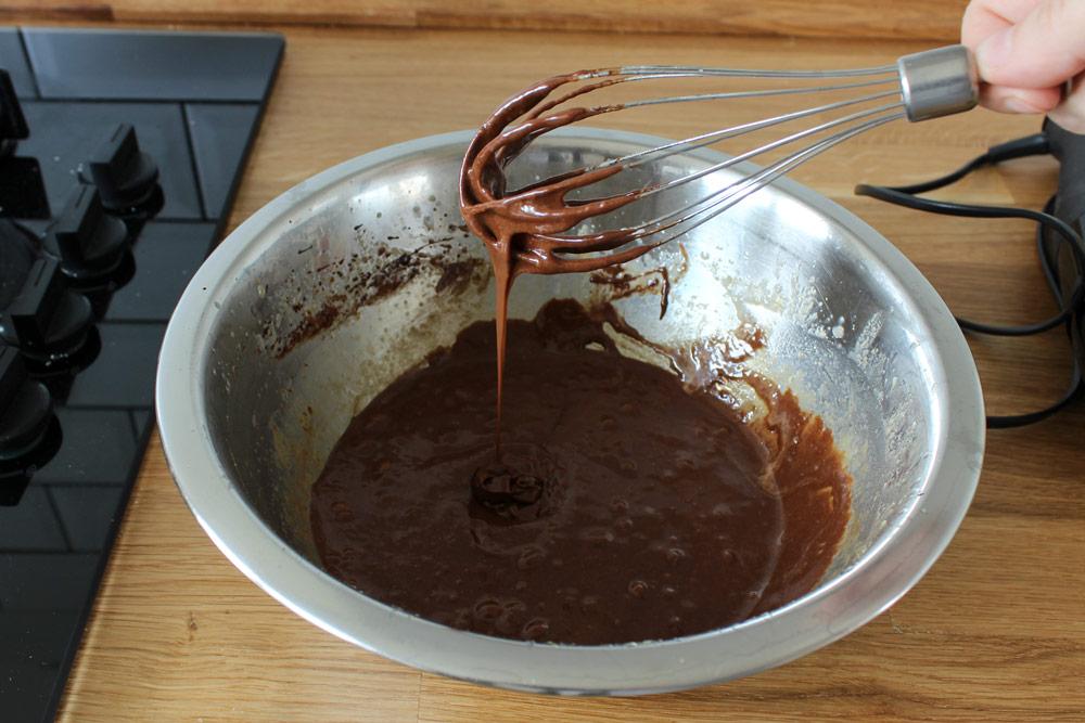 Čokoládový krém do dobošovej torty