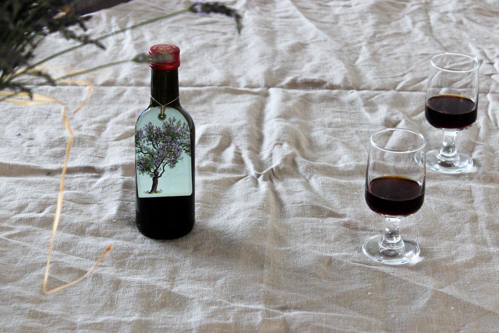 Domáci orechový likér