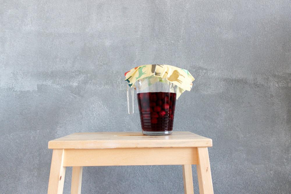 Domáci višňový likér – griotka