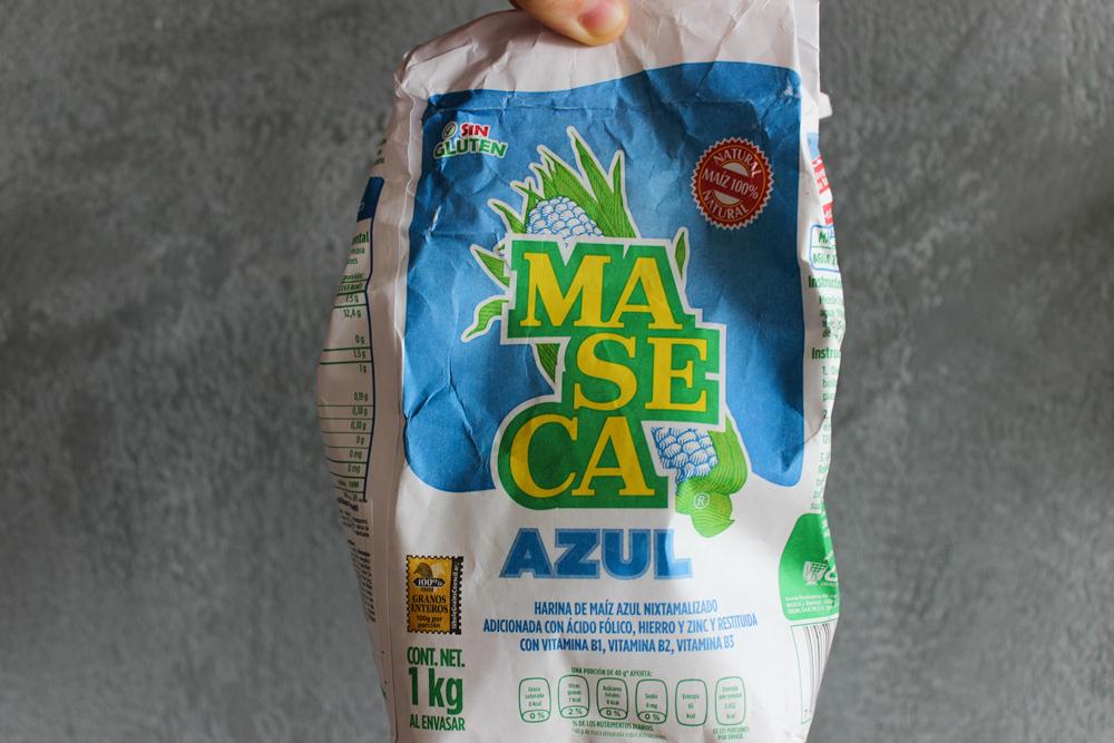 Kukuričná zmes na tortily