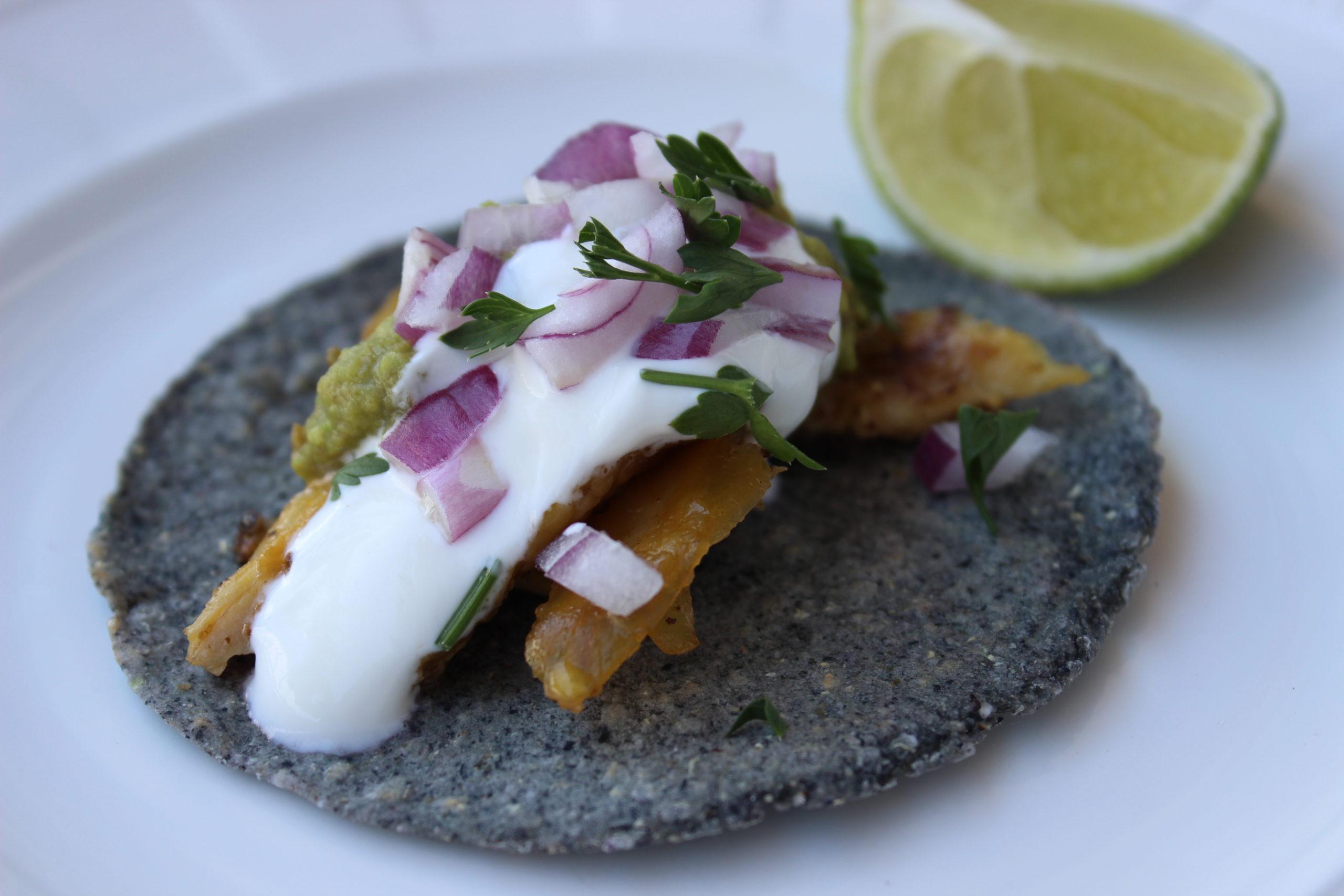 Kuracie tacos