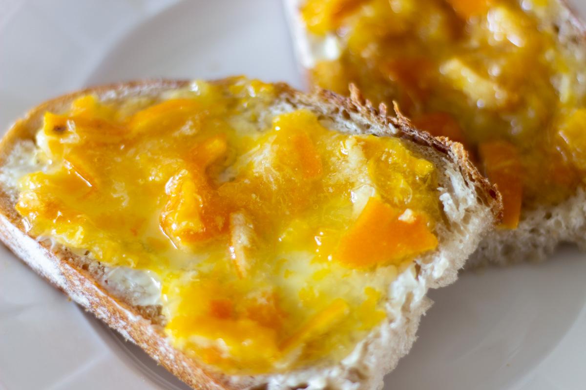Mandarínkový džem