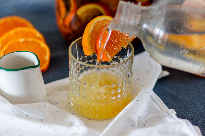 Chinotto –sladko-horký citrusový sirup