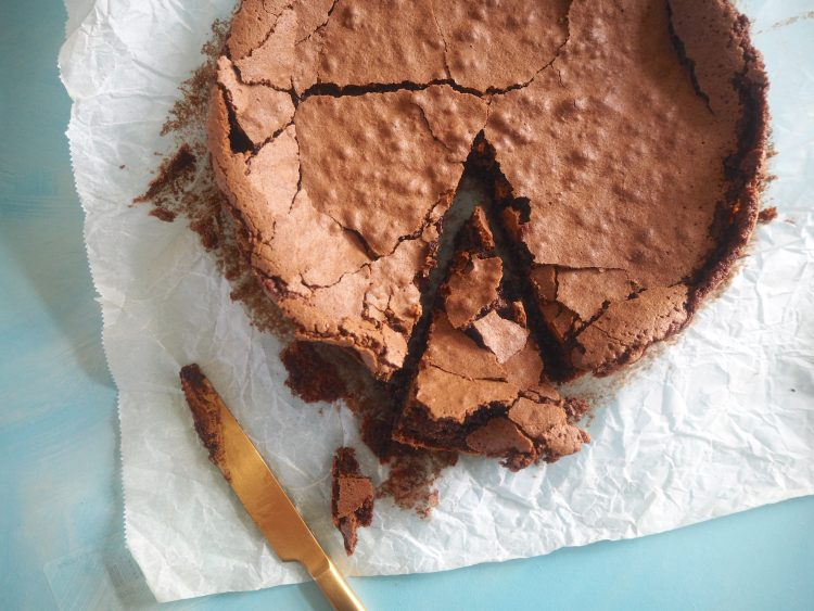 Nem lækker chokoladekage