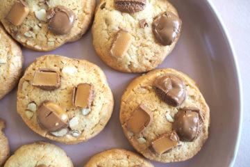Cookies med dumle