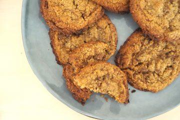 Gluten og laktosefri cookies