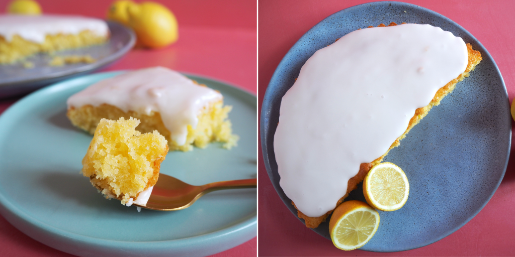 Laktosefri citronmåne