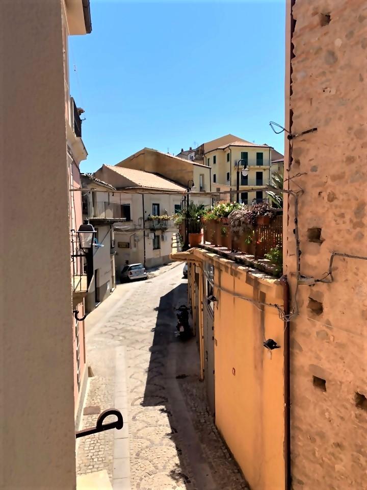 Badolato Borgo en av granderna vid Valentina